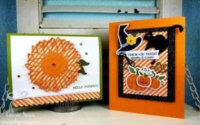 September Paper Pumpkin Alternates