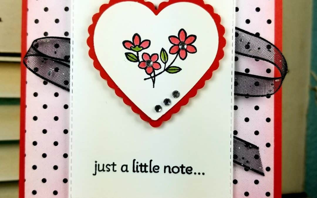 CASE-ing Tuesday #287 – Lots of Heart Stamp Set