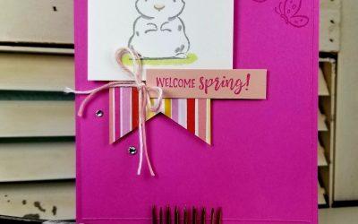 CASE-ing Tuesday #297 – Springtime Joy
