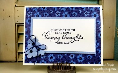 CASE-ing Tuesday #298 – Happy Thoughts Stamp Set
