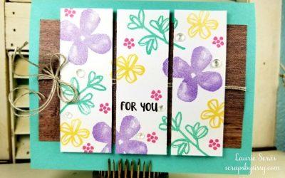 CASE-ing Tuesday #301 – Pretty Perennials Stamp Set