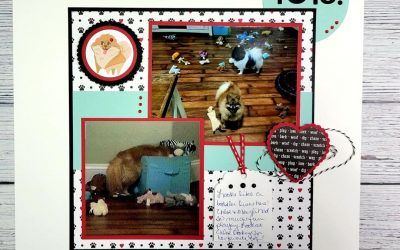 National Scrapbook Day – Pampered Pets