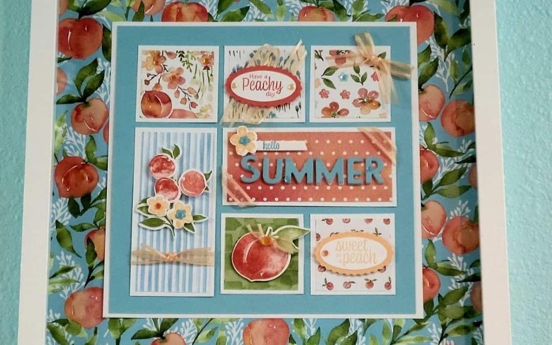 You're a Peach Summer Sampler and Bonus Cards